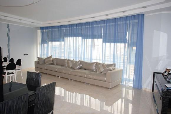 римские шторы своими руками в гостиную