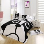 Black-white-font-b-dog-b-font-Kids-cartoon-bedding-comforter-font-b-bedroom-b-font