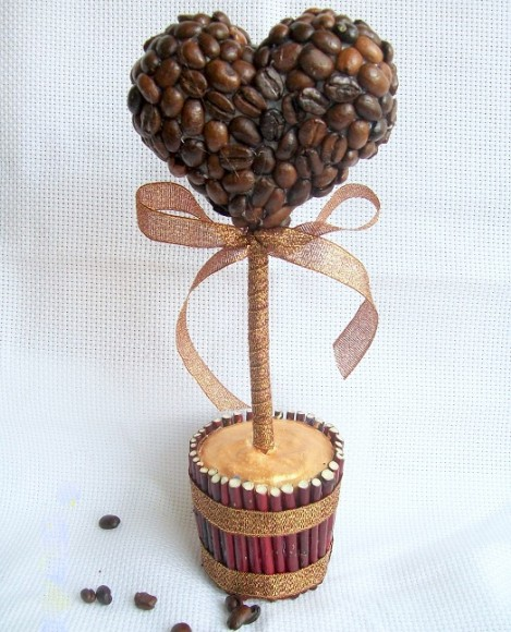 Топиарий кофейного дерева