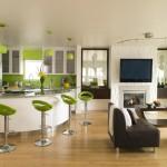 Open-Kitchen-cum-living-room