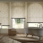 Outside-Recess-three-window-Roller-Blind
