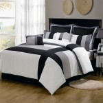 Queen-Serene-Black-and-Gray-Comforter-Set (1)