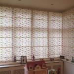 Square-bay-roman-blinds