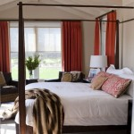 bedroom-red-tab-top-curtains