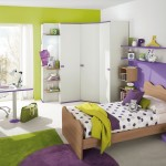 cool-awesome-purple-green-kids-bedroom-also-corner-closet-design-style-plus-modern-workspace-furniture-decoration-with-wooden-bed-and-desk-lamp-nights