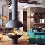 1-Central-fireplace-design