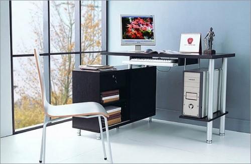 Компьютерный стол из двп