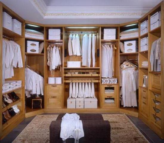 Дизайн квартир гардеробная
