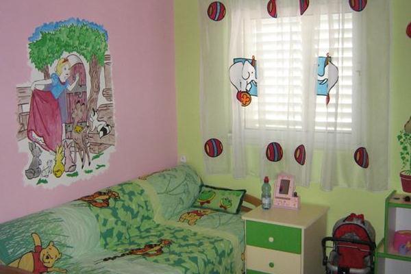 Покраска комнаты своими руками видео
