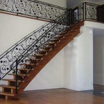 Beautifully-Detailed-Iron-Top-Staircase-Railing