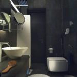 Casual-Loft-Style-Living-interior-design-Maxim-Zhukov-Dark-dramatic-batroom-scheme