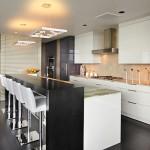 Chic-kitchen-bar