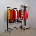Clothing-display-rack-clothing-store-shelf-wedding-dress-clothes-rack-clothing-rack-hangers-clothes-rack-Floor