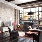 Modern-interior-in-loft-style-design-ideas