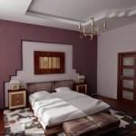 Plasterboard -ceilings- in- the- bedroom2