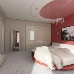 Plasterboard -ceilings- in- the- bedroom8