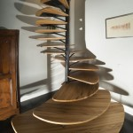 Stunning-wood-paddles-staircase
