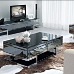 TV-cabinet-stainless-steel-black-painted-tempered-glass-side-cabinets-
