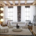 White-loft-style-decor