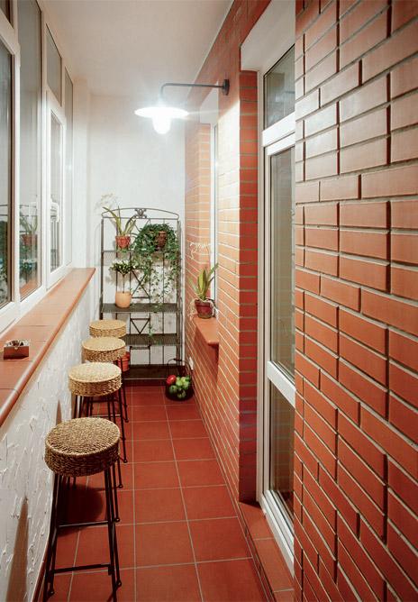 Балкон дизайн своими руками фото