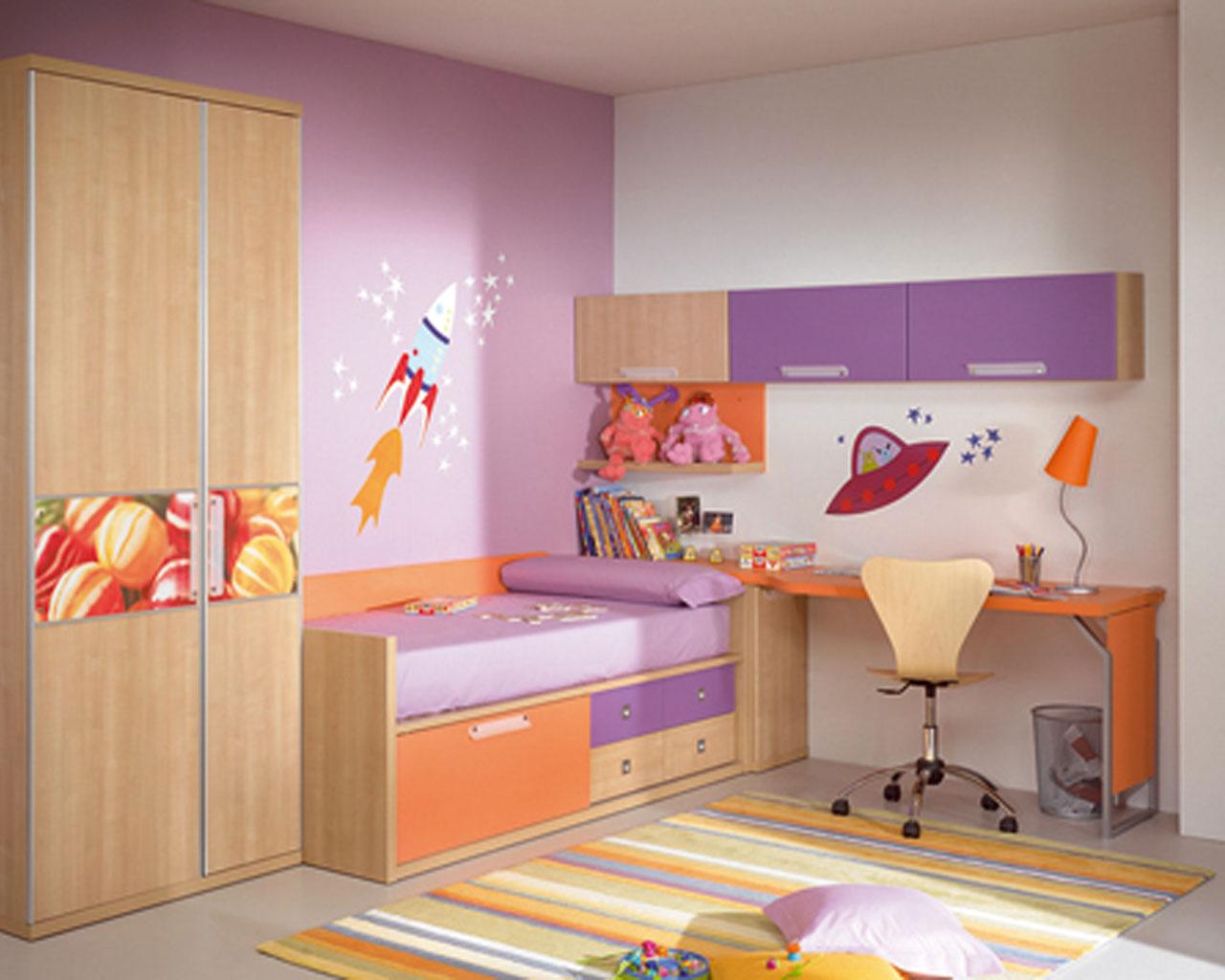 Мебель дизайн детской