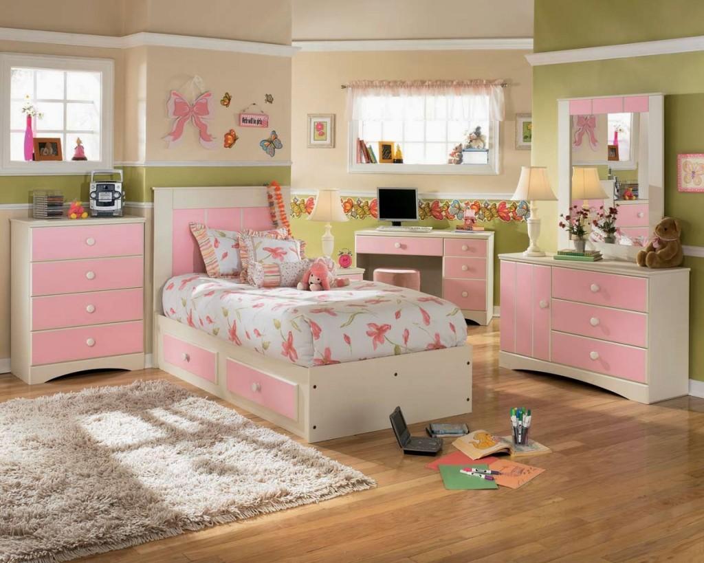 Мебель детской для девочек картинки