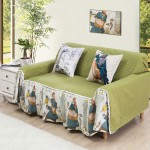 cute-cartoon-dot-sofa-cover-couch-cover-l-L-shaped-fabric-sofa-covers-pled-na-divan