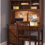 furniture-dark-brown-wooden-corner-computer-desk-with-shelves-and-drawers-added-byy-dark-brown-wooden-chair-on-the-floor-splendid-idea-of-rustic-corner-computer-desk-to-perfect-you
