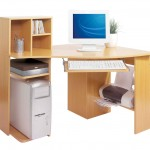 furniture-light-brown-maple-wood-corner-computer-desk-with-shelves-and-keyboard-drawers-plus-white-monitor-screen-computer-desk-small-room