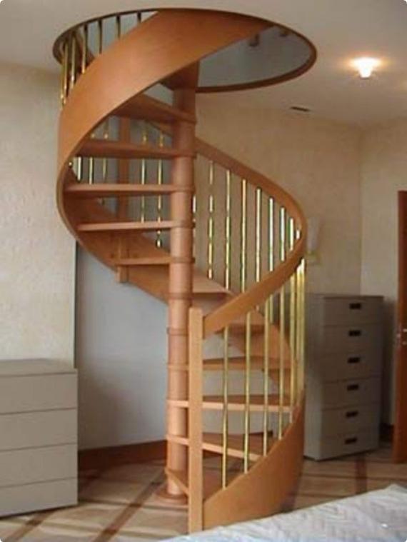 Как сделать лестницу переход 5