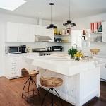 innovative-küchenbar-designs-barstühle-holz-rustikal-modern