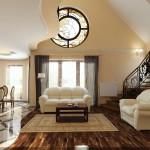 Classic Home Interior Design Layout