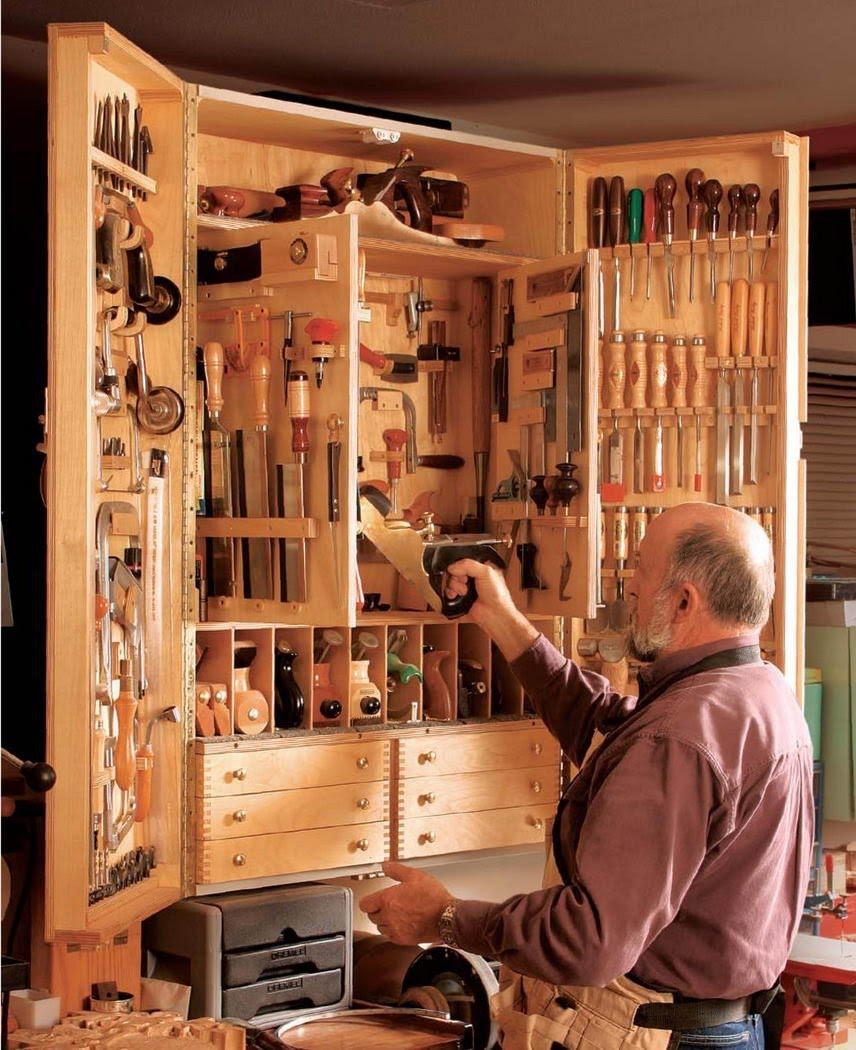 Инструмент из дерева своими руками