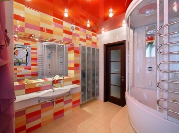 Потолок в ванной комнате какой выбрать критерии выбора