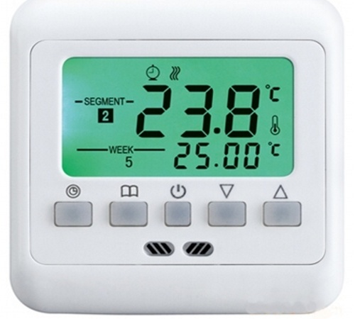 Как выбрать терморегулятор для теплого пола