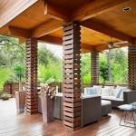 Веранда к дому: дизайн и проекты с фото примерами