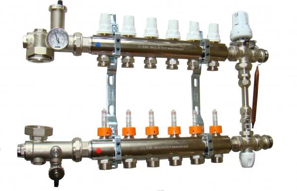 Прибор автоматического контроля температур в помещении