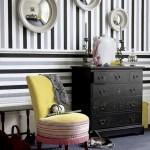 Создаём уют и элегантный стиль используя комбинирование обоев