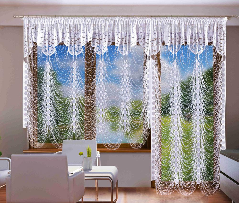 нитевые шторы