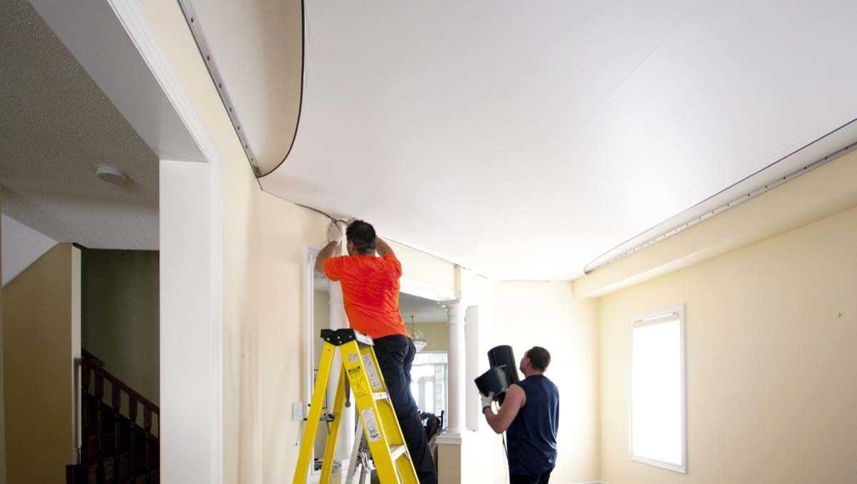 реставрация комнаты посредством бюджетных материалов поэтапно