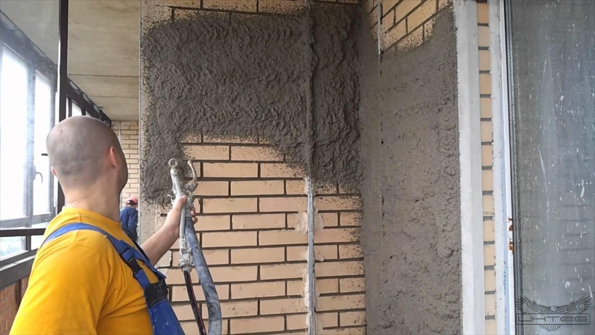 Шпаклевать фасад дома своими руками 9
