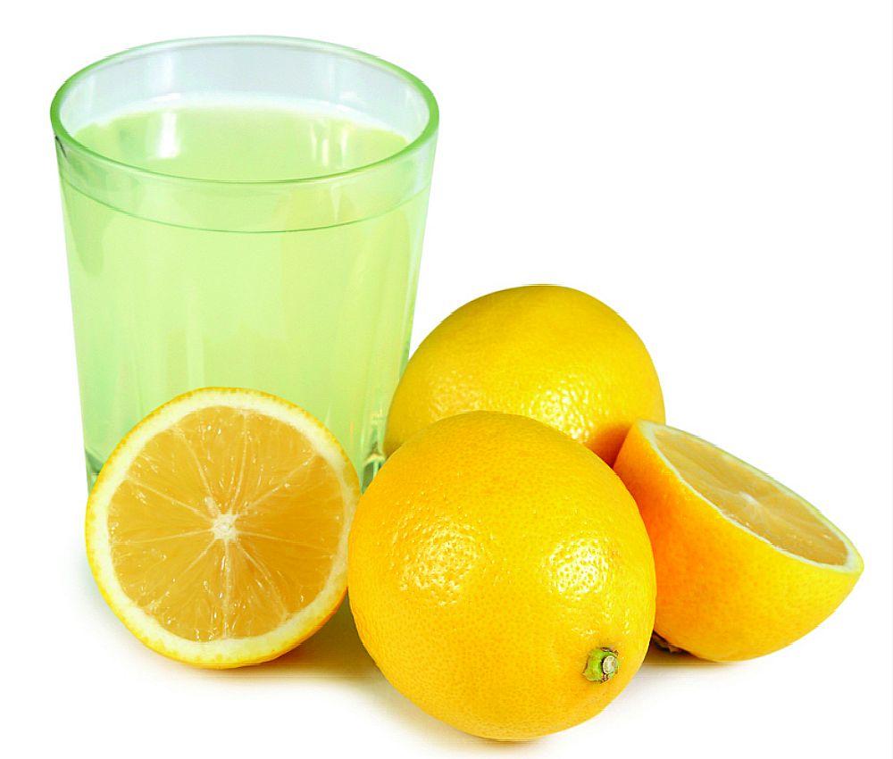 лимонный сок от запаха изо рта
