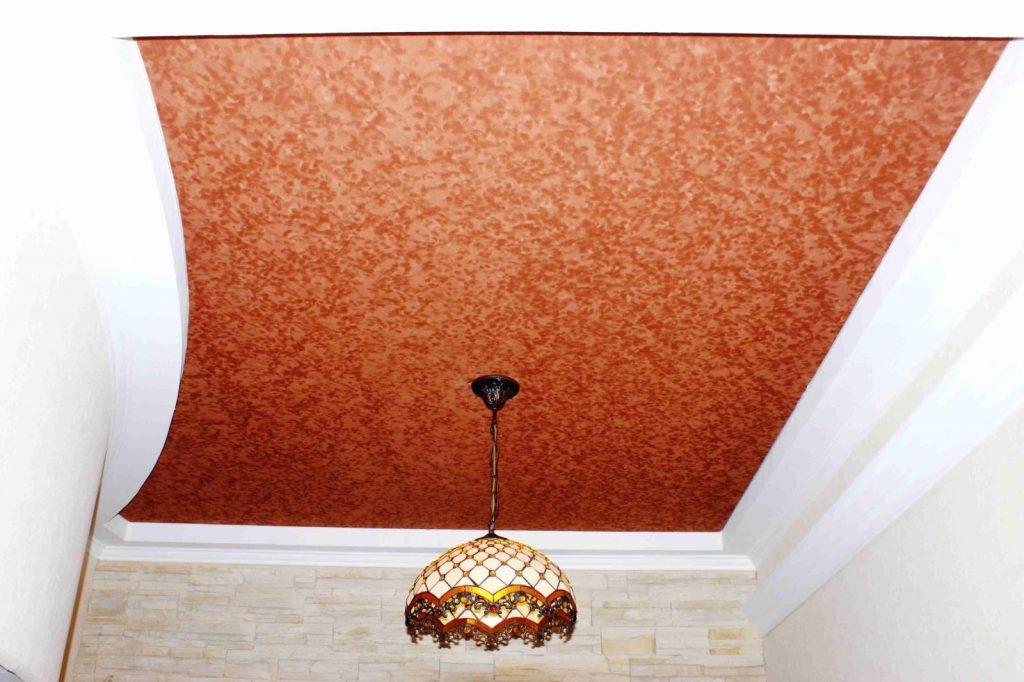 фактурные натяжные потолки фото самых нежных изысканных