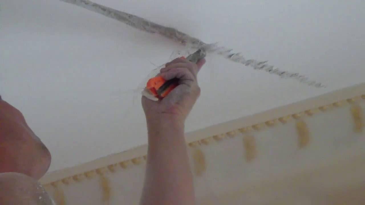 способ использования акриловой шпаклевкой путц в ремонте комнаты своими руками