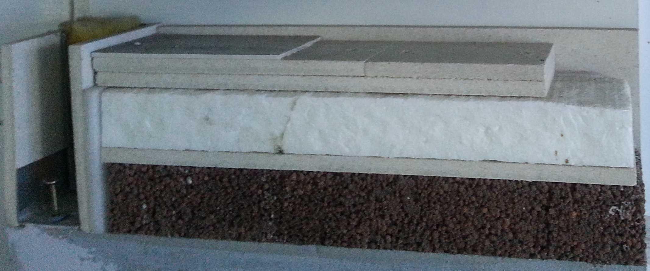 вариант применения сухой стяжки кнауф в отделке квартиры