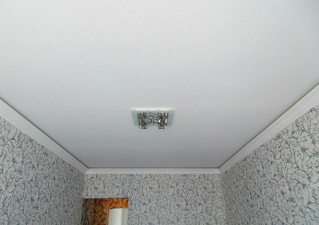 Тканевые натяжные потолки 199