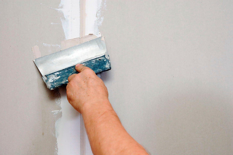 Шпаклевка потолка своими руками - пошаговая инструкция и 83