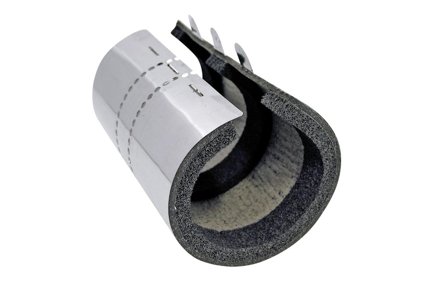вариант применения гильзы для прохода труб в ремонте стен
